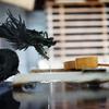 手水舎の龍神様