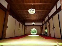 北鎌倉 妙月院 悟りの窓