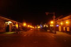 夜の金森倉庫