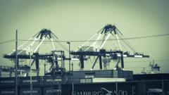P.0863 gantry crane