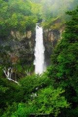 瀑布 日光市華厳の滝