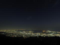 摩耶山の夜景