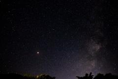 珠洲の夜空