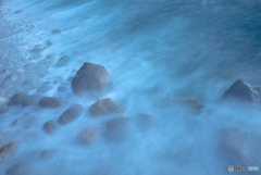 白波の雲海