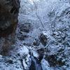 夢想滝雪景