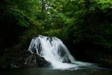 大風川渓谷・落合の滝