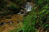 夢想滝渓谷の小滝