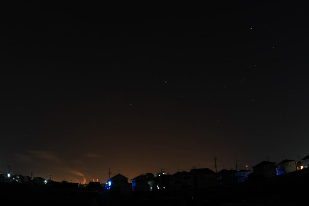 しし座流星群を撮りたくて