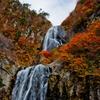 安の滝・秋