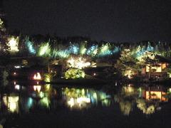 岡山後楽園幻想庭園1