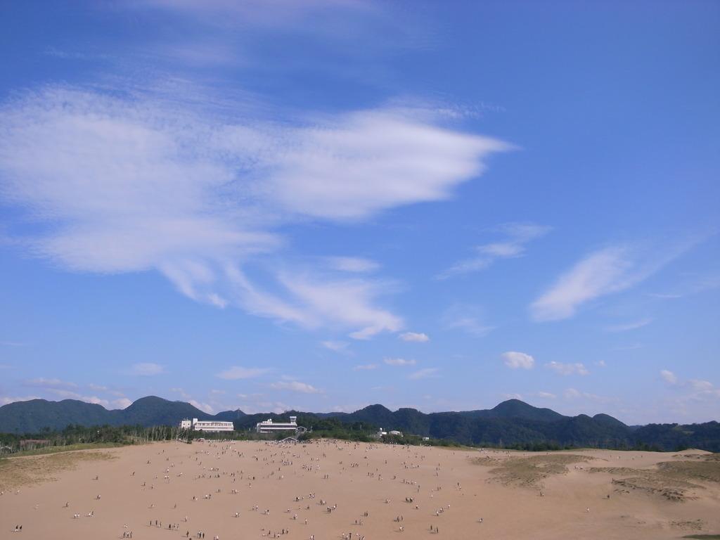 鳥取砂丘 全景
