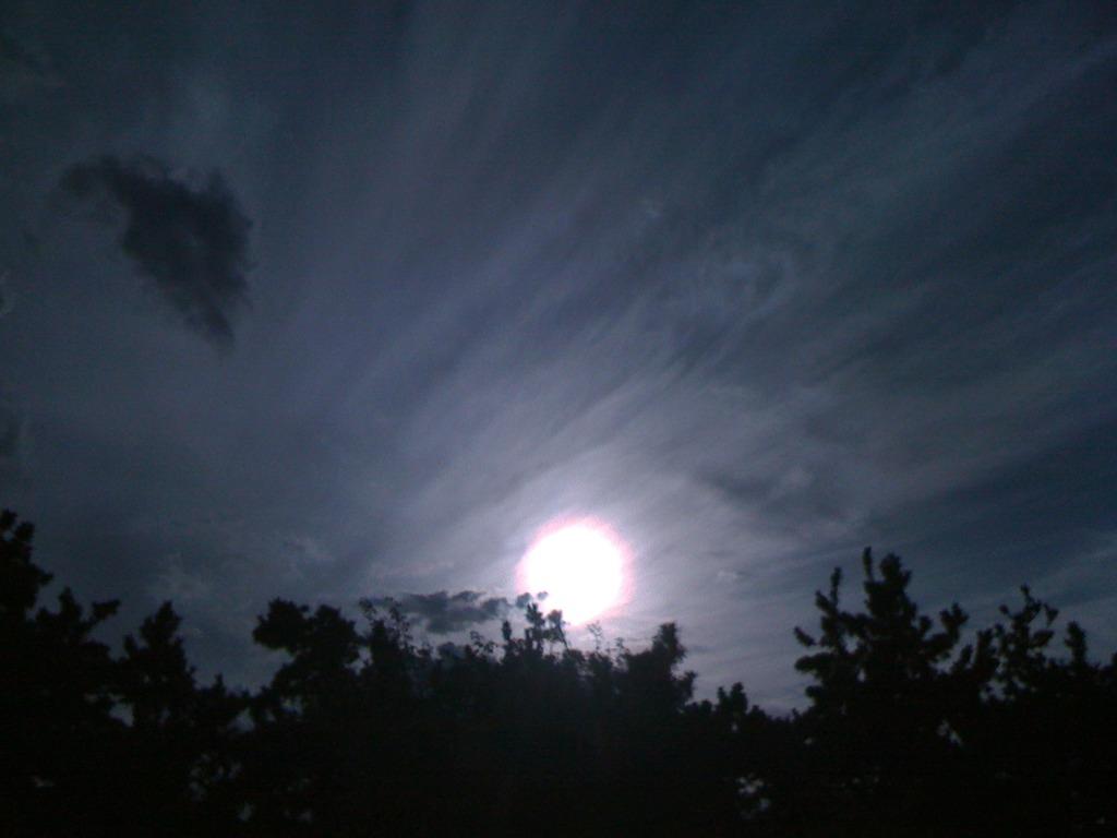 この空・・太陽