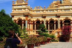 ヴィンチャン寺