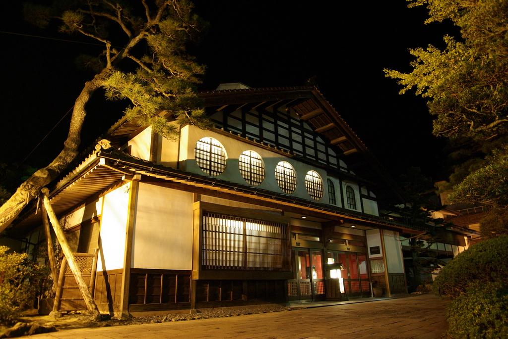 日本最古の温泉宿
