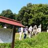 PANASONIC DMC-LX3で撮影した(赤坂天王山古墳)の写真(画像)
