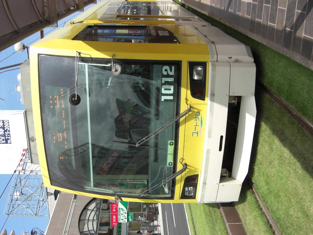 鹿児島の路面電車