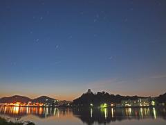 犬山城とISS