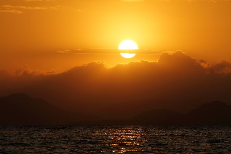 あさひ(琵琶湖)