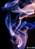 strange smoke