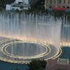 ベラージオホテル(ラスベガス)の噴水ショー2