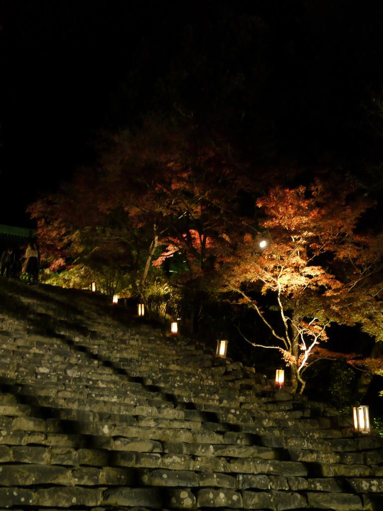 神護寺の石階段