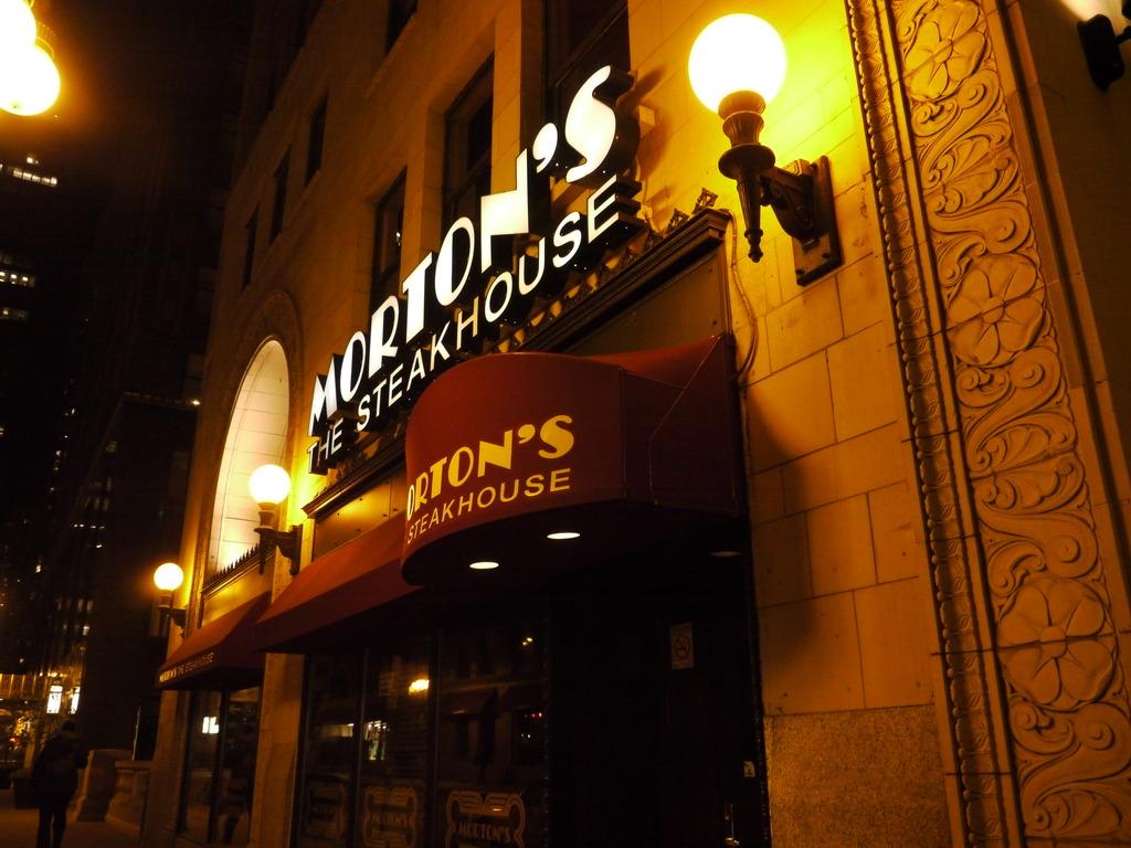 Morton's Steak House
