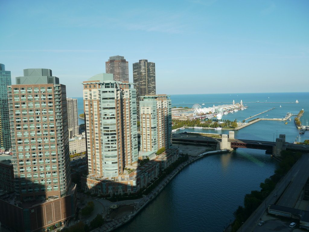chicago風景