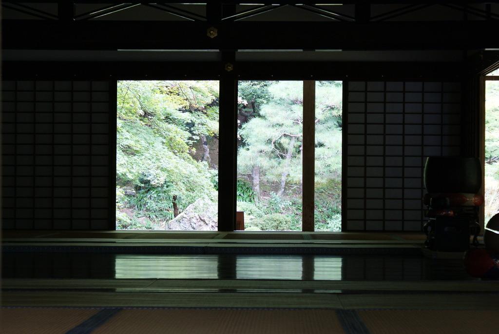 南禅寺の静さ