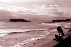 10月 湘南の海にて・・・