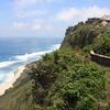 ブルガリ ヴィラとビーチと崖