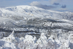 蔵王 刈田岳