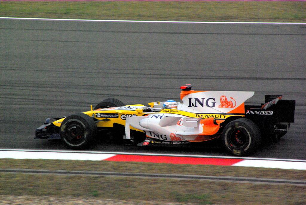 2008年F1上海グランプリ 10