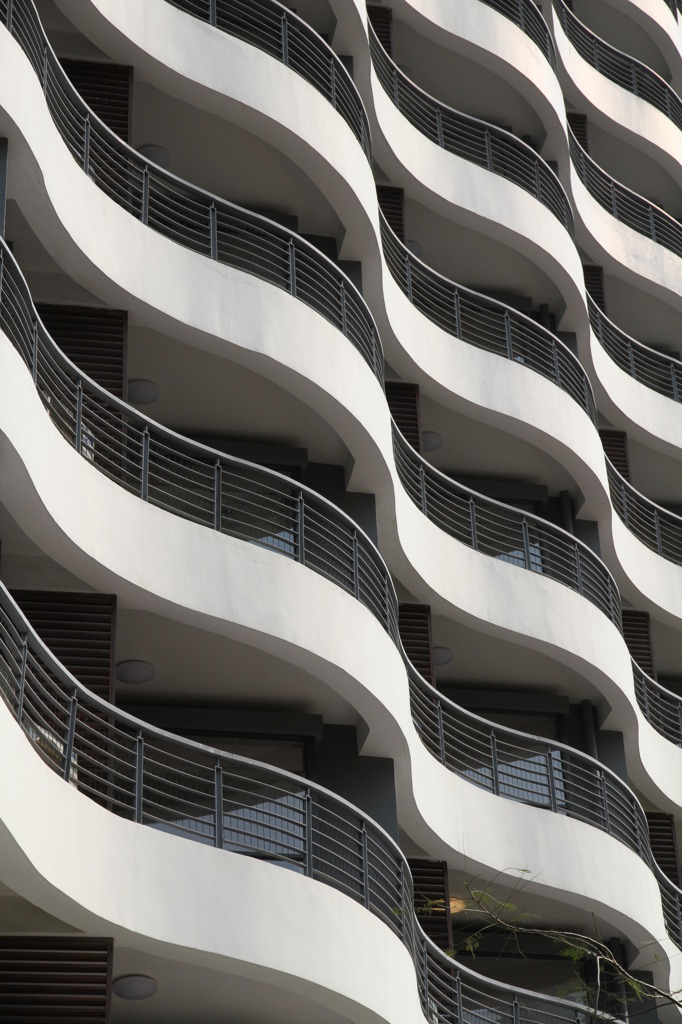 シンセンのマンション