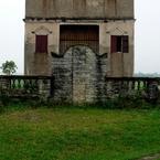 PANASONIC DMC-LX2で撮影した建物(中国南部の洋風建築群 21)の写真(画像)