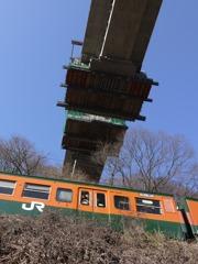 空にかかる橋