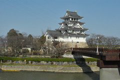 墨俣城(一夜城)
