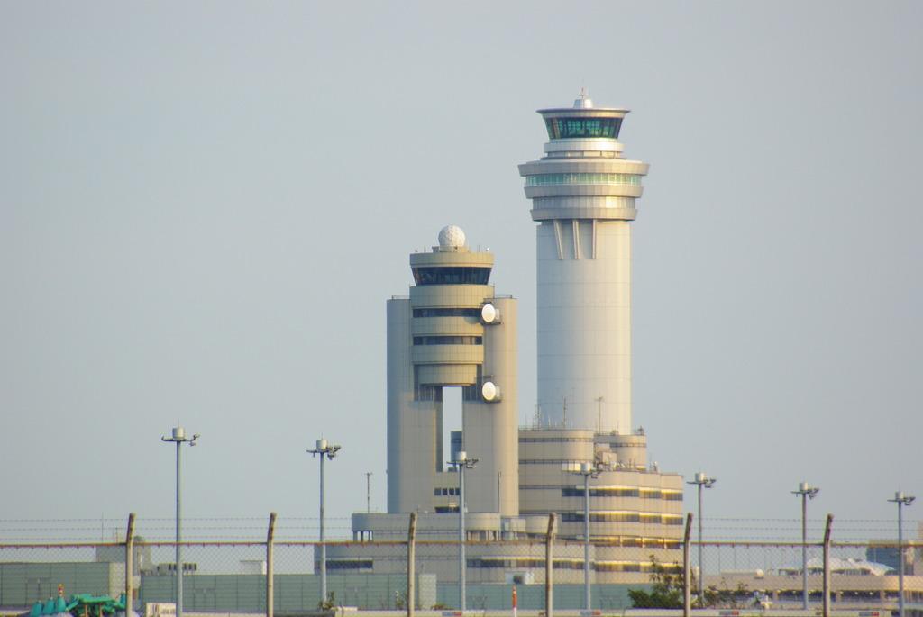 羽田新管制塔