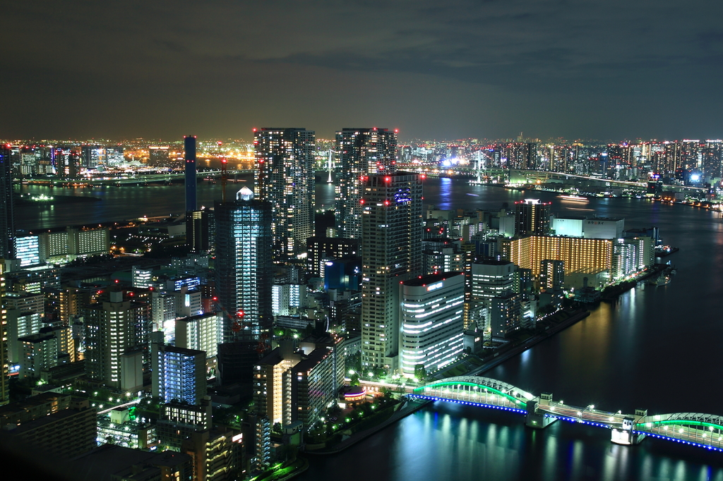 Tokyo yakei 2