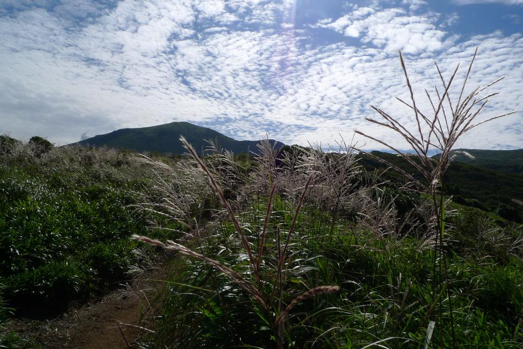 阿蘇九重山