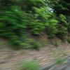 時速70kmの山道