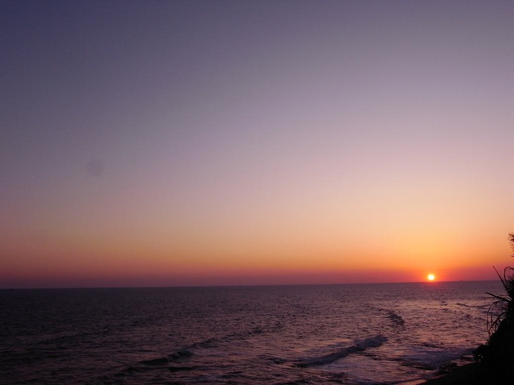 sun wave @omaezaki