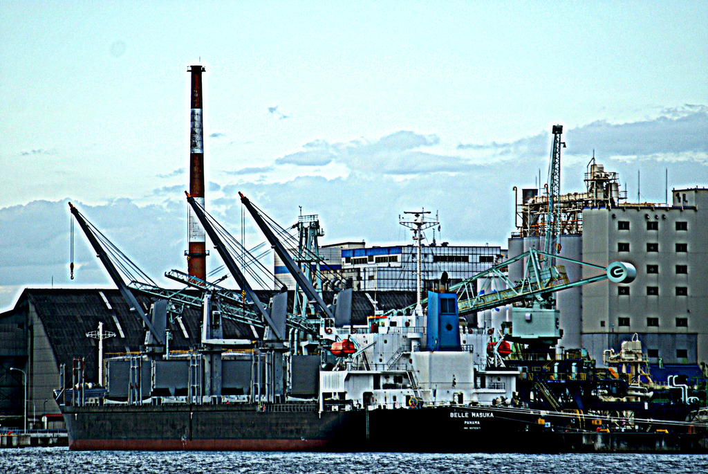 GUNDAM ship