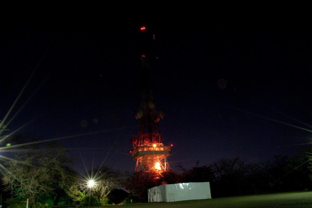 星を待つ塔