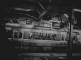 大阪駅にて