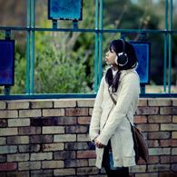 CANON Canon EOS 5D Mark IIで撮影した人物(Portrait-Soyoka #7)の写真(画像)