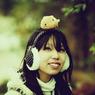 CANON Canon EOS 5D Mark IIで撮影した人物(Portrait-Soyoka #3 with カピパラさん)の写真(画像)