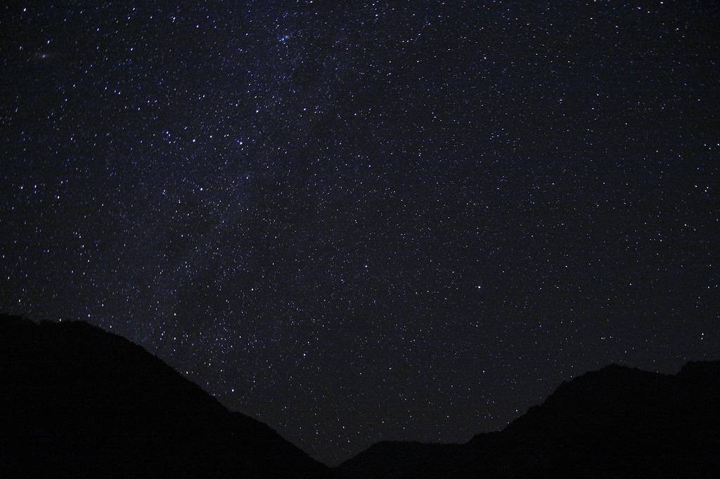 屋久島の星空 2