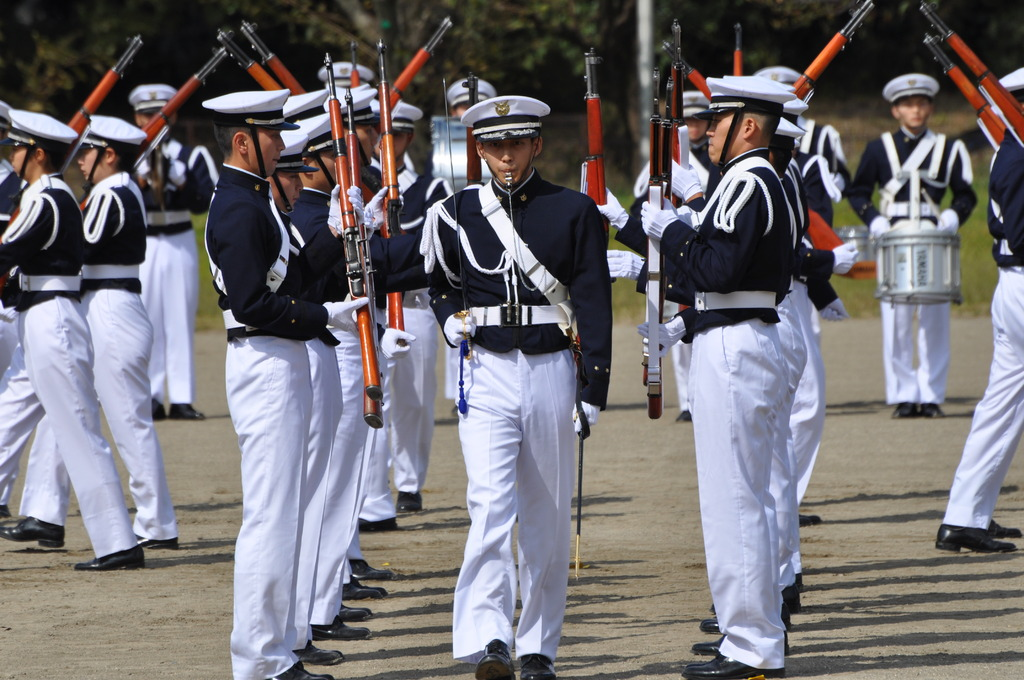 防衛大学校儀仗隊