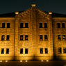 SIGMA SIGMA DP2で撮影した建物(赤レンガ真横)の写真(画像)