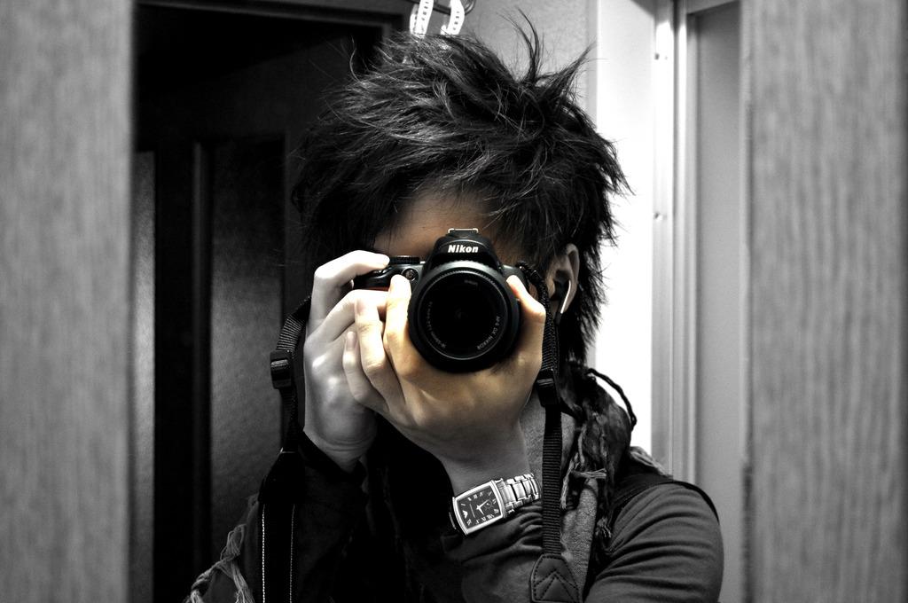 Nikonと俺
